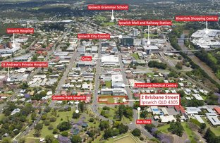 Picture of 2 Brisbane Street (7 Milford Street and 3 and 5 Limestone Street), Ipswich QLD 4305