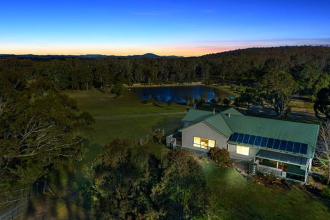 Picture of 269 Foxs Elbow Road, BRAIDWOOD NSW 2622