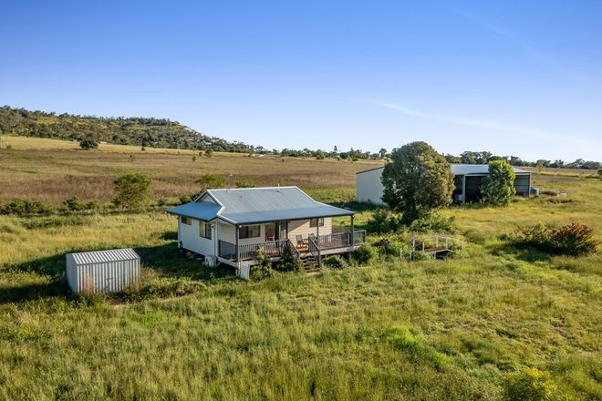 Picture of 123 Kingsthorpe Glencoe Road, GLENCOE QLD 4352