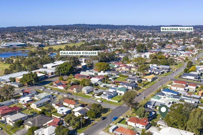 Picture of 1/81a Wentworth Street, WALLSEND NSW 2287