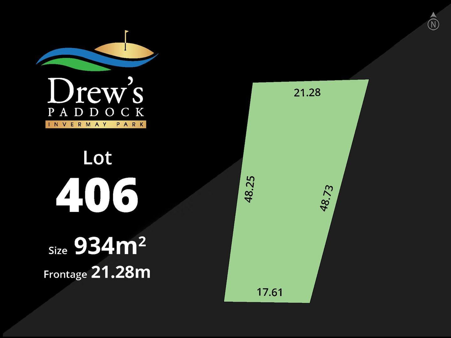 Drew's Paddock/Lot 406 Divot Circuit, Invermay Park VIC 3350, Image 0
