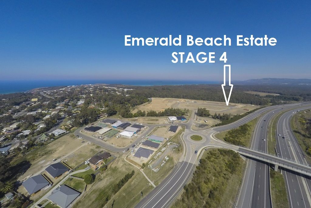 Lot 407 Cnr Little Cove Rd/Nature Drive, Emerald Beach NSW 2456, Image 0