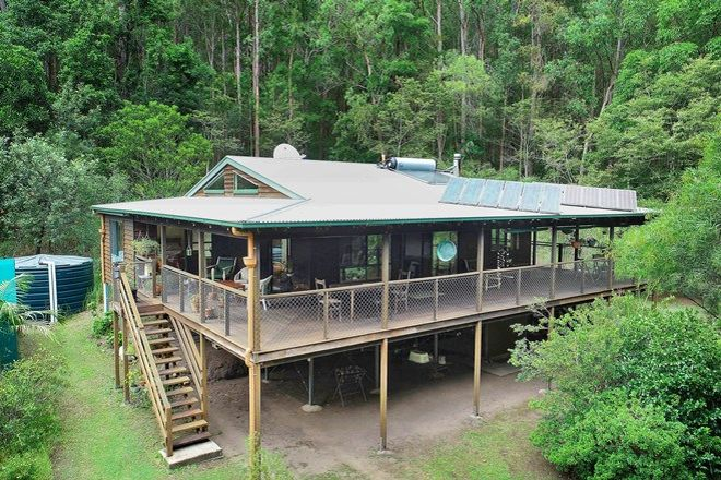Picture of 232 Hill Road, MOTHAR MOUNTAIN QLD 4570
