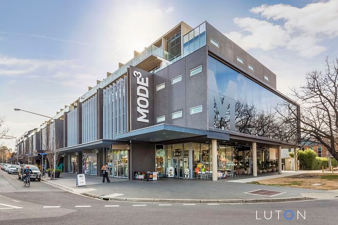 Picture of 402/24 Lonsdale Street, BRADDON ACT 2612