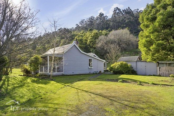Picture of 76 Castle Forbes Road, CASTLE FORBES BAY TAS 7116