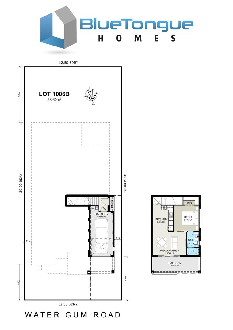 Lot 1006B Water Gum Road, Gregory Hills NSW 2557, Image 1