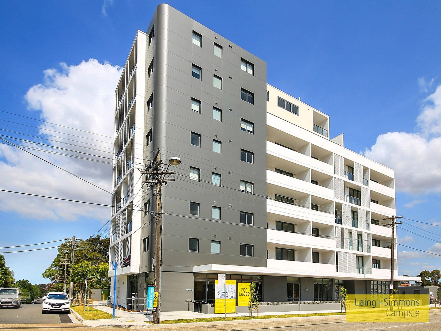103/538-546 Canterbury Rd (Entrance from Elizabeth St), Campsie NSW 2194, Image 1