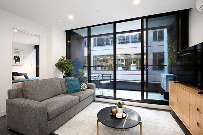 Picture of 427/555 St Kilda Road, MELBOURNE VIC 3000