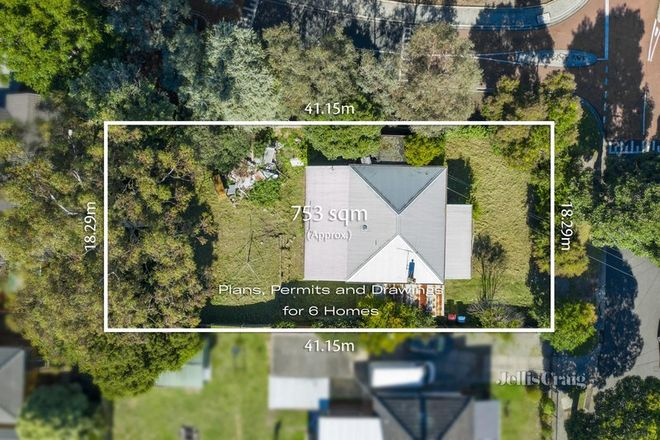 Picture of 46 Sherbrook Avenue, RINGWOOD VIC 3134