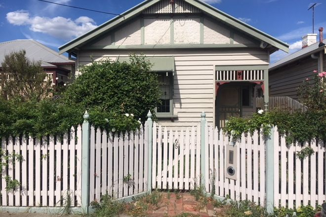 Picture of 65 Eleanor Street, FOOTSCRAY VIC 3011