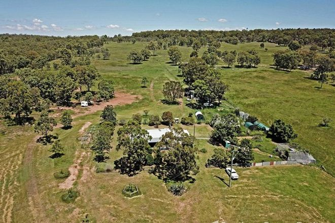 Picture of 177 Lawlers Rd, MASSIE QLD 4370