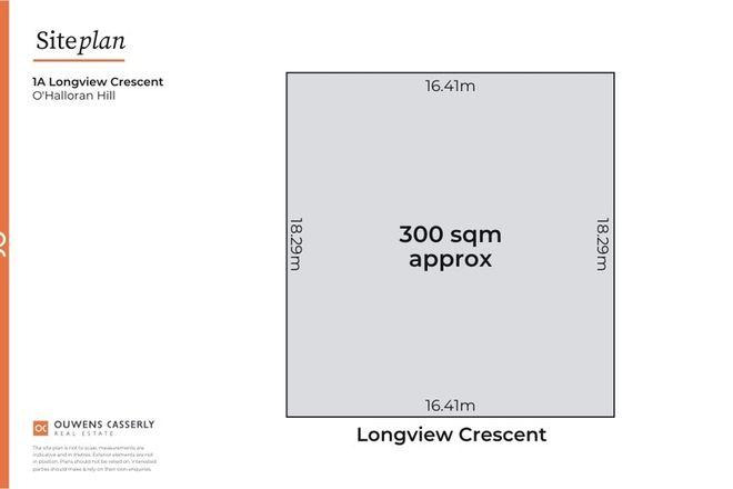 Picture of 1A Longview Crescent, O'HALLORAN HILL SA 5158