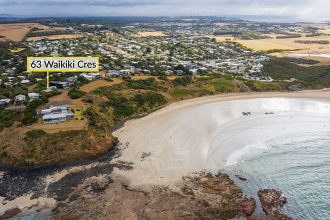 Picture of 63 Waikiki Crescent, SMITHS BEACH VIC 3922