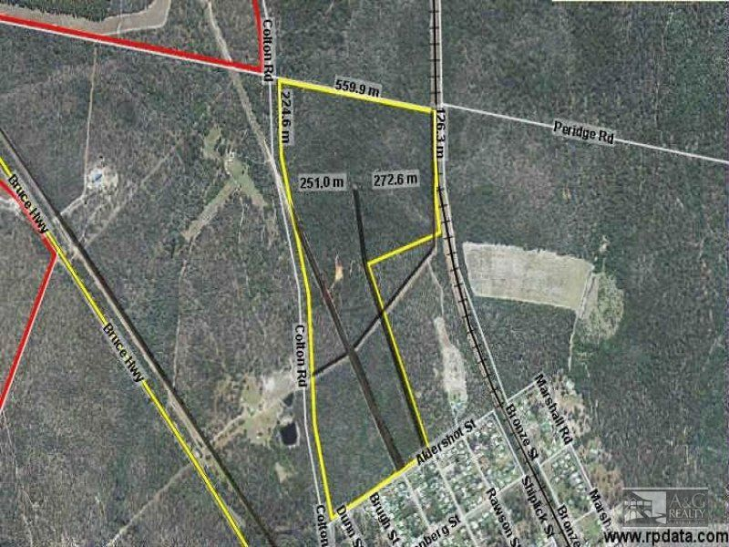 Lot 1 Colton Road, Aldershot QLD 4650, Image 0