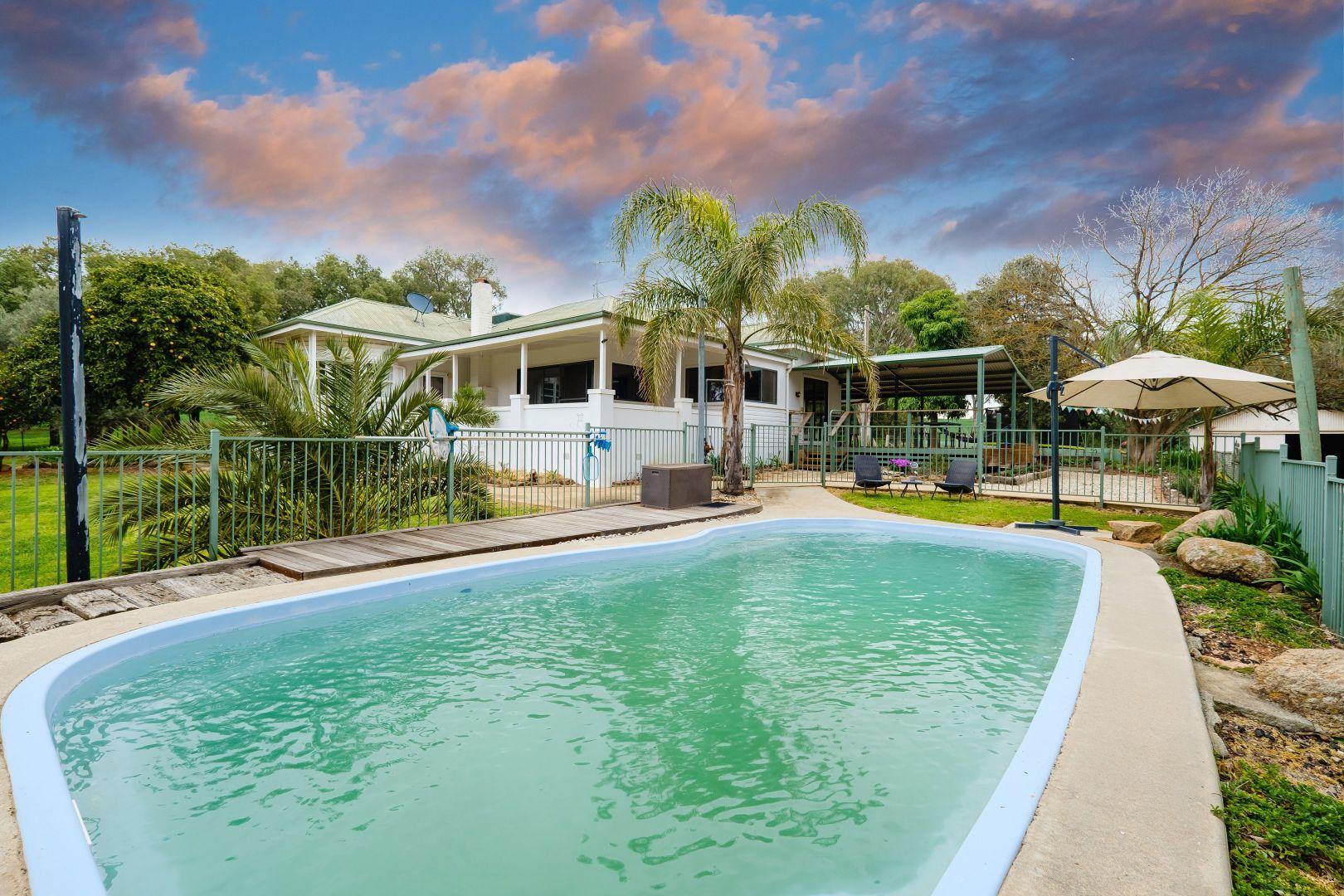 'MULLEMBLAH' 254 Mullemblah Road, Alma Park NSW 2659, Image 2