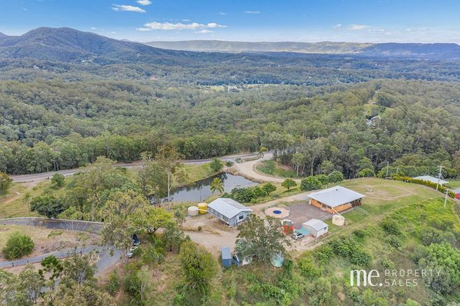 Picture of 129 Farrow Road, KOBBLE CREEK QLD 4520