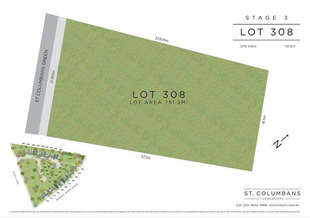 Picture of Lot 308 Toms Pocket, Turramurra