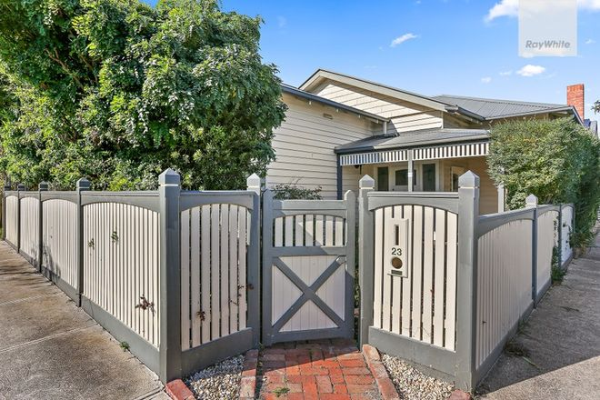 Picture of 23 Berry Street, COBURG VIC 3058