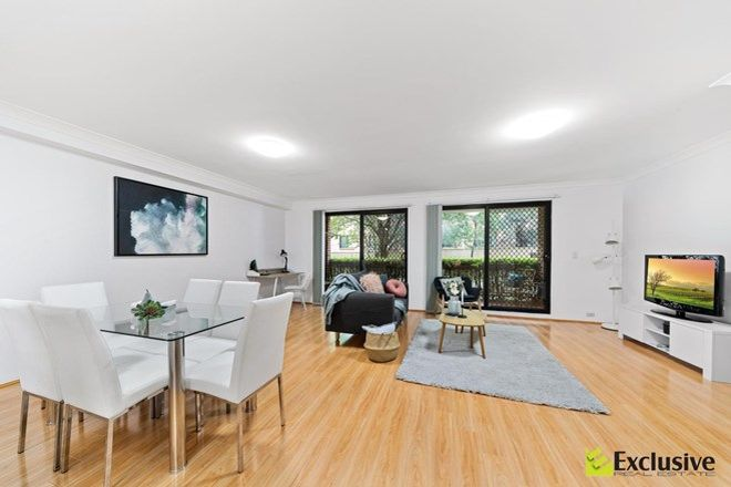 Picture of 6/38-40 Marlborough Road, HOMEBUSH WEST NSW 2140