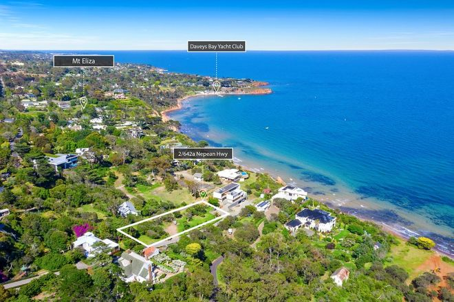 Picture of 2/642A Nepean Highway, FRANKSTON SOUTH VIC 3199