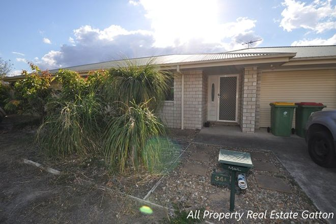 Picture of 1/34 Rogers Drive, GATTON QLD 4343