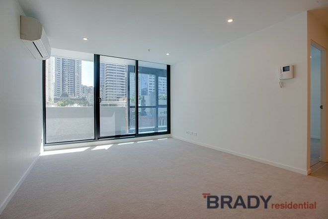 Picture of 706/8 Sutherland Street, MELBOURNE VIC 3000