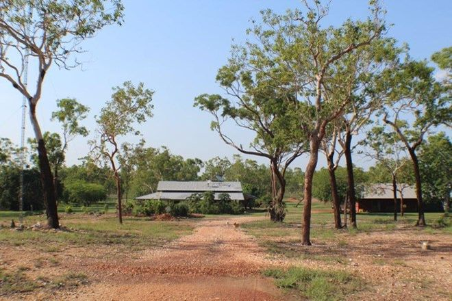 Picture of COLLETT CREEK NT 0822