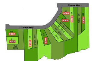 Picture of Lot 515 Thorpe Way, Box Hill NSW 2765