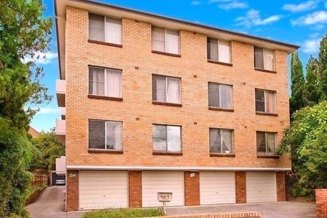 Picture of 2/10 Gaza Road, WEST RYDE NSW 2114