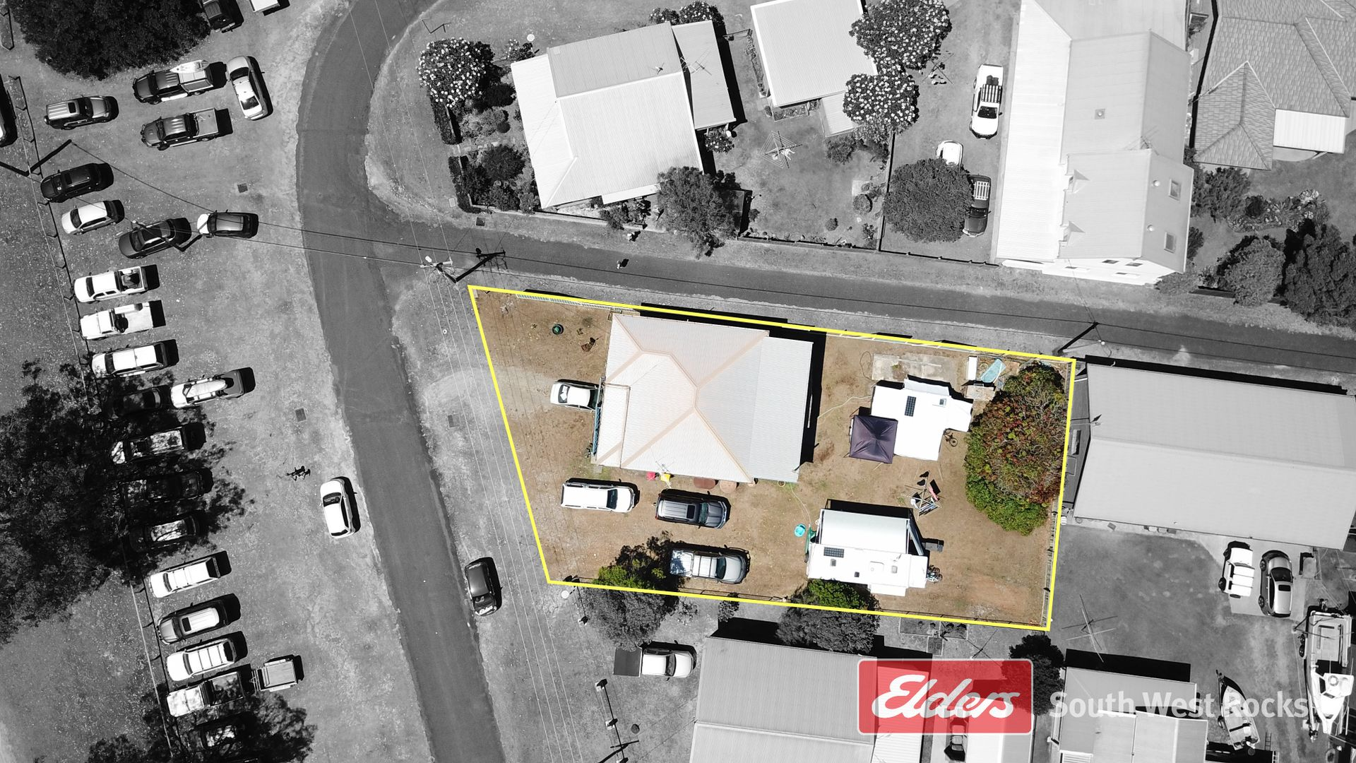 3 Myrtle St, Hat Head NSW 2440, Image 2
