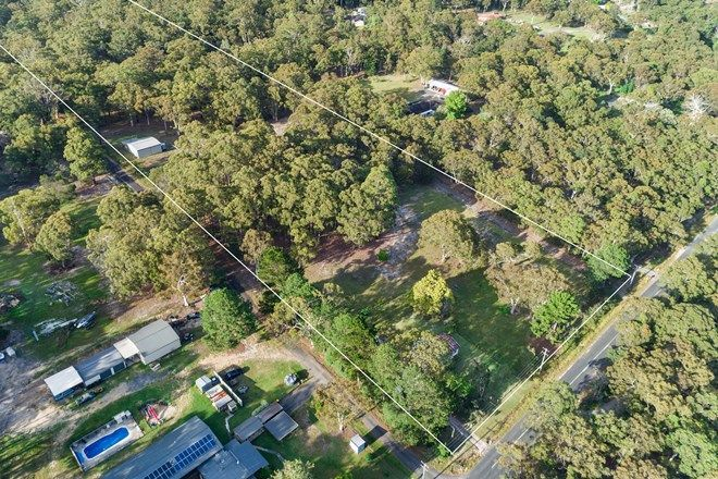 Picture of 78 Woollamia Road, FALLS CREEK NSW 2540