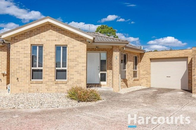 Picture of 2/13 Rose Drive, DOVETON VIC 3177