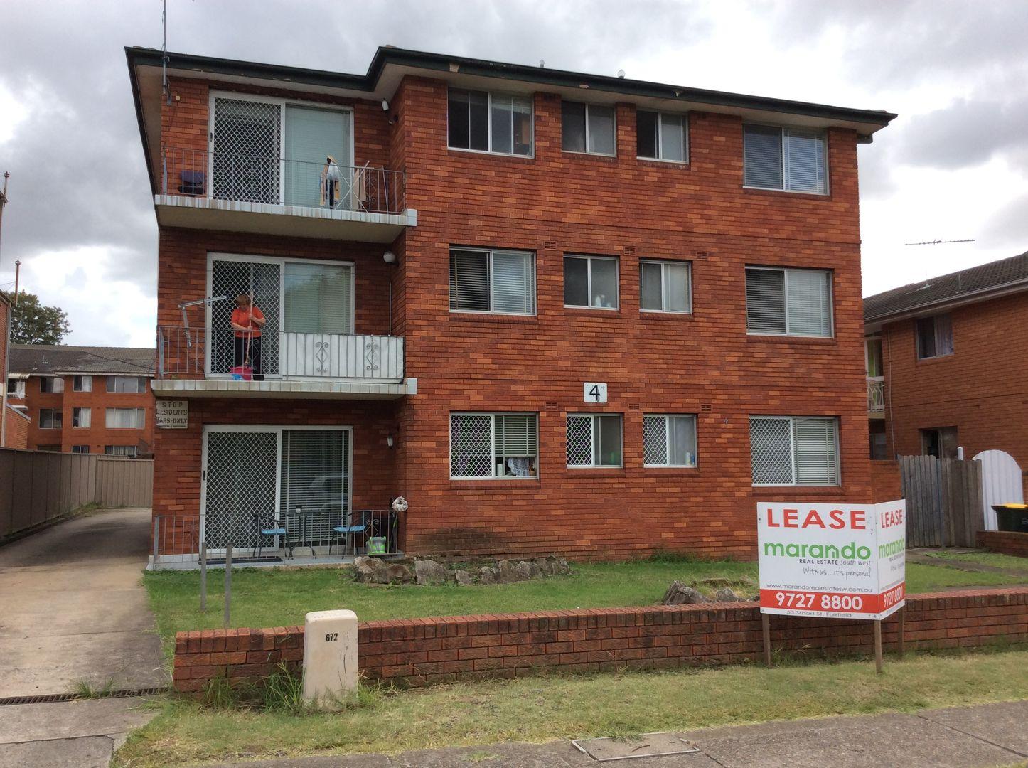 4/4 York Street, Fairfield NSW 2165, Image 0