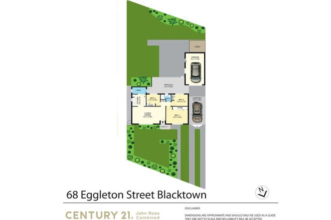 Picture of 68 Eggleton Street, BLACKTOWN NSW 2148