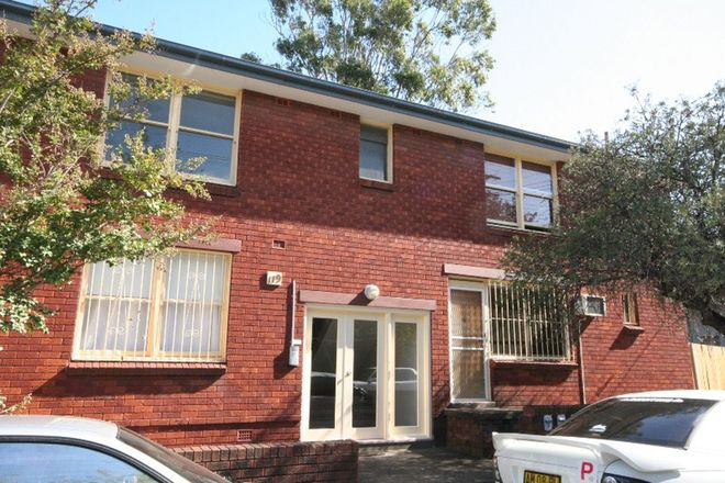 Picture of 4/119 Probert Street, NEWTOWN NSW 2042