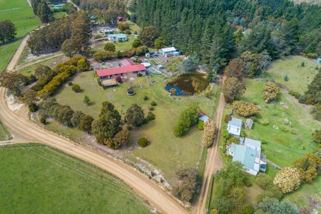 Picture of 60 Misty Hill Road, MOUNTAIN RIVER TAS 7109