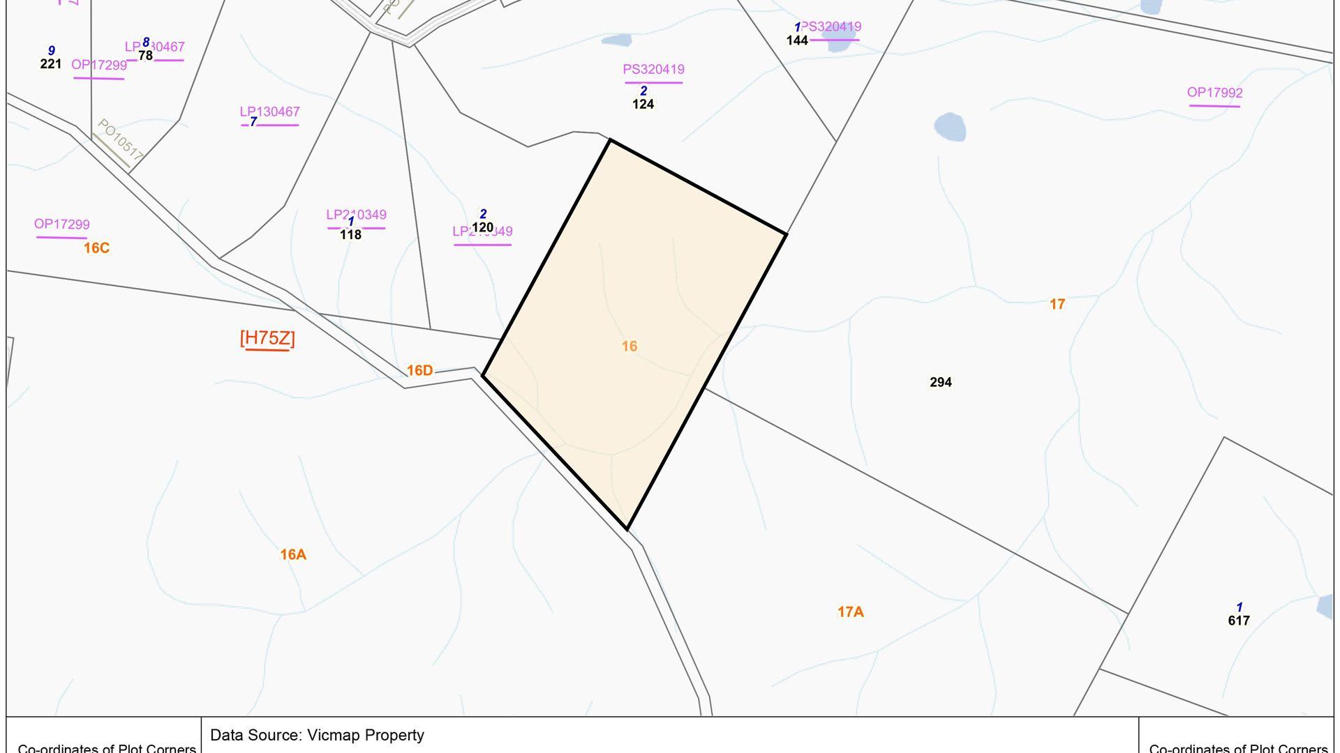 Lot 17, 17A, 16, 16A/294 Hylands Lane, Heathcote VIC 3523, Image 2