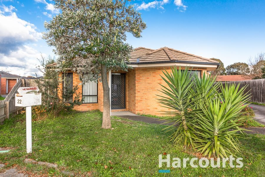 1/22 Hughes Crescent, Dandenong North VIC 3175, Image 0