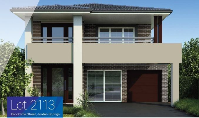Lot 2113/18 Brooklime St, Jordan Springs NSW 2747, Image 0