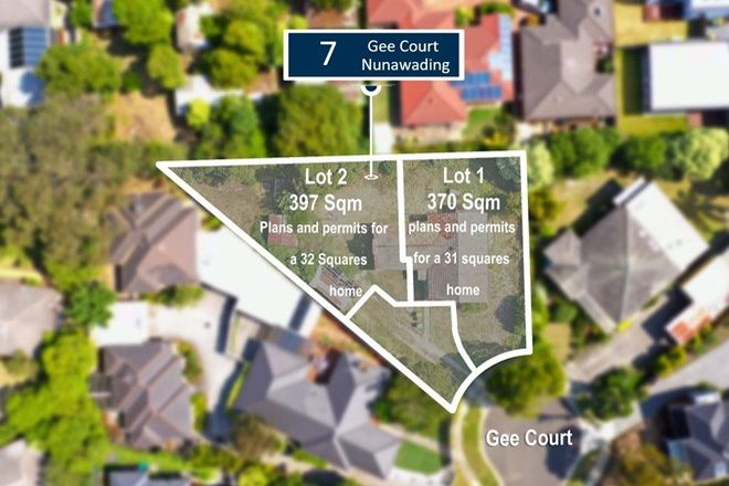 Picture of 7 Gee Court, NUNAWADING VIC 3131