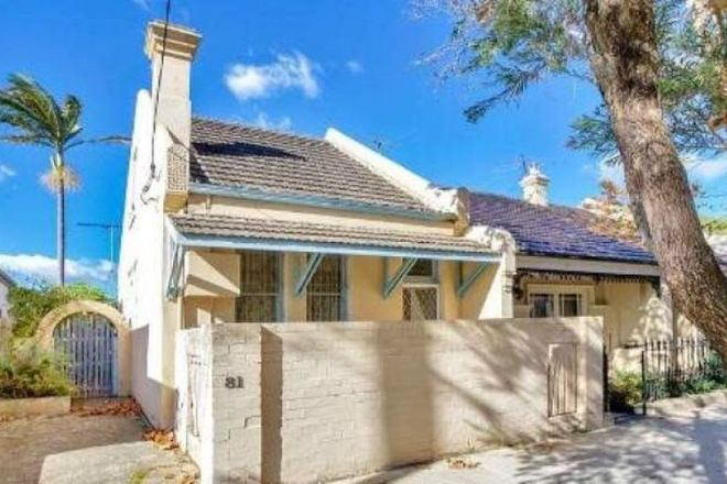 Picture of 81 Trafalgar St, ANNANDALE NSW 2038