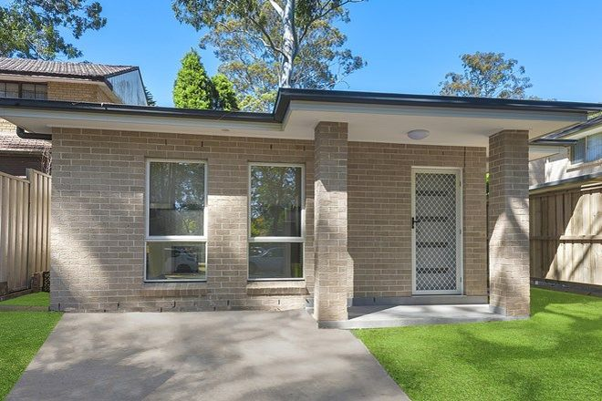Picture of 66A Cardinal Avenue, WEST PENNANT HILLS NSW 2125