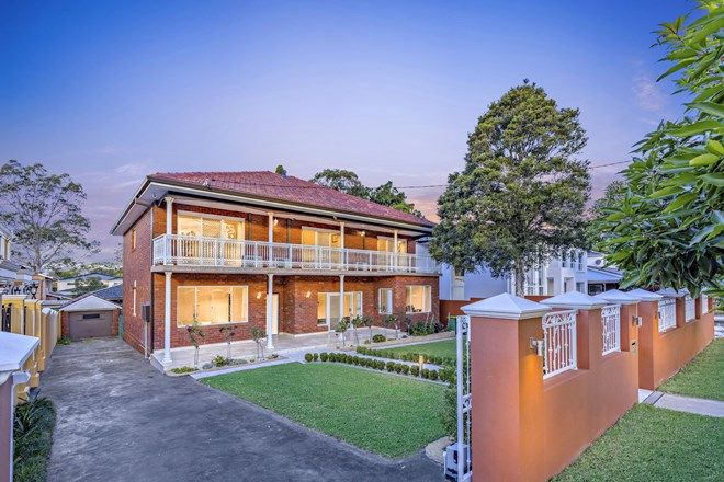 Picture of 24 Florence Street, STRATHFIELD NSW 2135