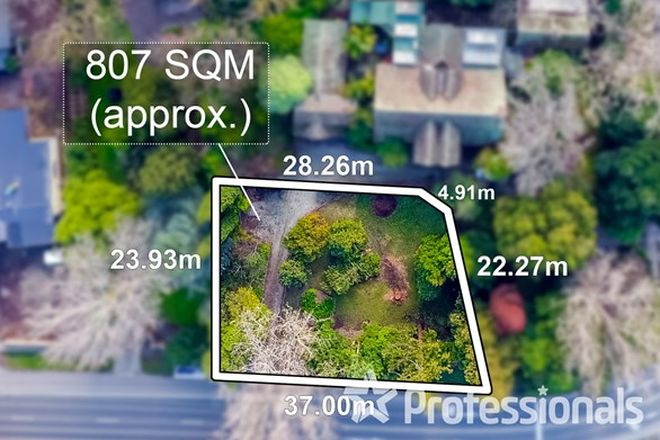 Picture of 891 Mt Dandenong Road, MONTROSE VIC 3765