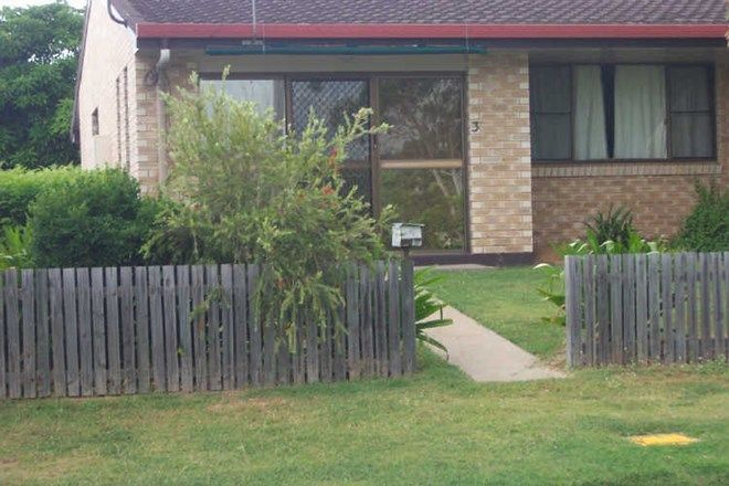 Picture of 1/30 Barney Street, BARNEY POINT QLD 4680
