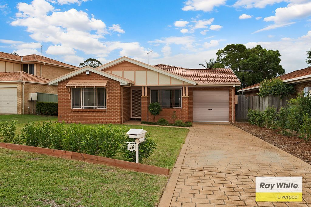 16 Marulan Way, Prestons NSW 2170, Image 0