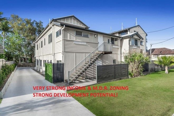 Picture of 52 Bromley St, KANGAROO POINT QLD 4169