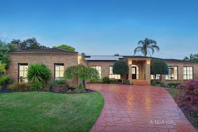 Picture of 5 Rochelle Court, DONCASTER EAST VIC 3109