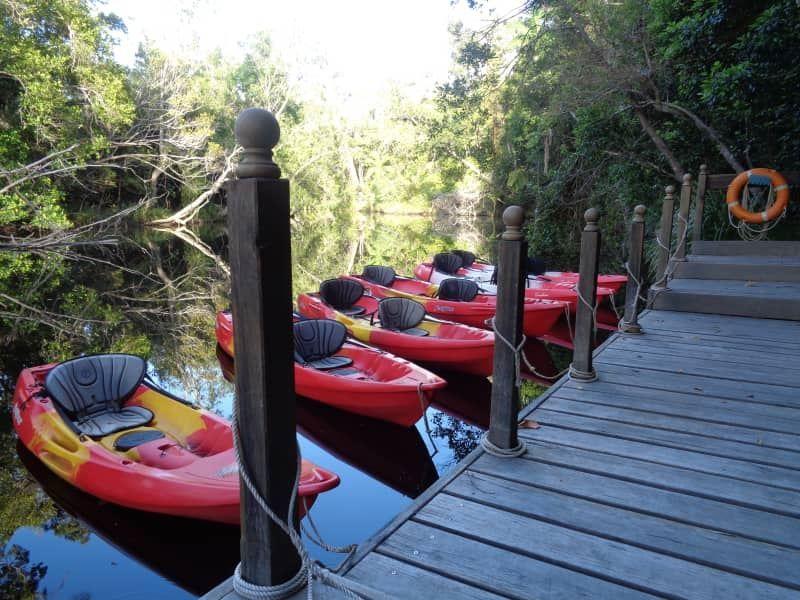 218 Yaxleys Road - Byfield Cabins on Waterpark Creek, Byfield QLD 4703, Image 1