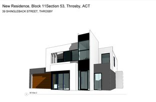 Picture of 39 Shingleback Street, Throsby ACT 2914